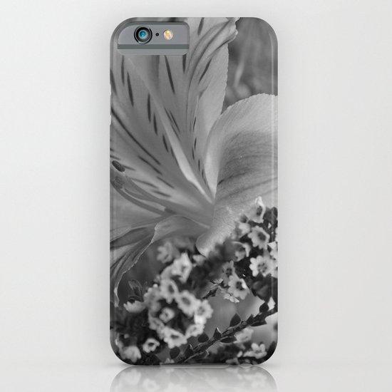 Freesia 2 B&W iPhone & iPod Case