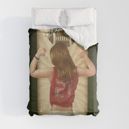 VINTAGE GIRLS - Footnall Comforters