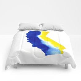 California Warrior 2 Comforters