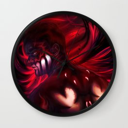 Finn Balor- Darkness Within Wall Clock