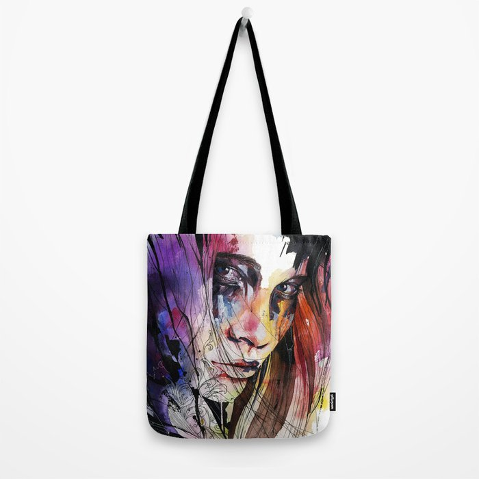 Eyes speak every language there is Tote Bag