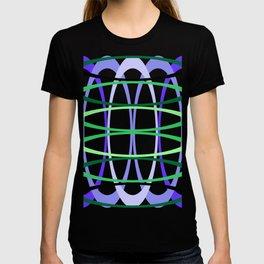 Interwoven Rings by Freddi Jr T-shirt