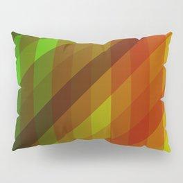 Cool to Hot Weaving Lanes Pillow Sham