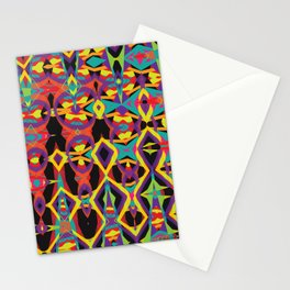 """""""Asteroid II"""" Stationery Cards"""