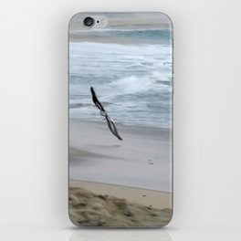 flying so close togther iPhone Skin