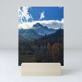 Ridgway II Mini Art Print