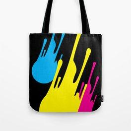 CMYKomet Tote Bag