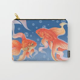 Goldfish Dabi blue dream Carry-All Pouch