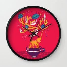 Eleplant Wall Clock