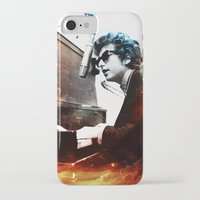 dylan iPhone & iPod Cases featuring Bob Dylan by Maioriz Home