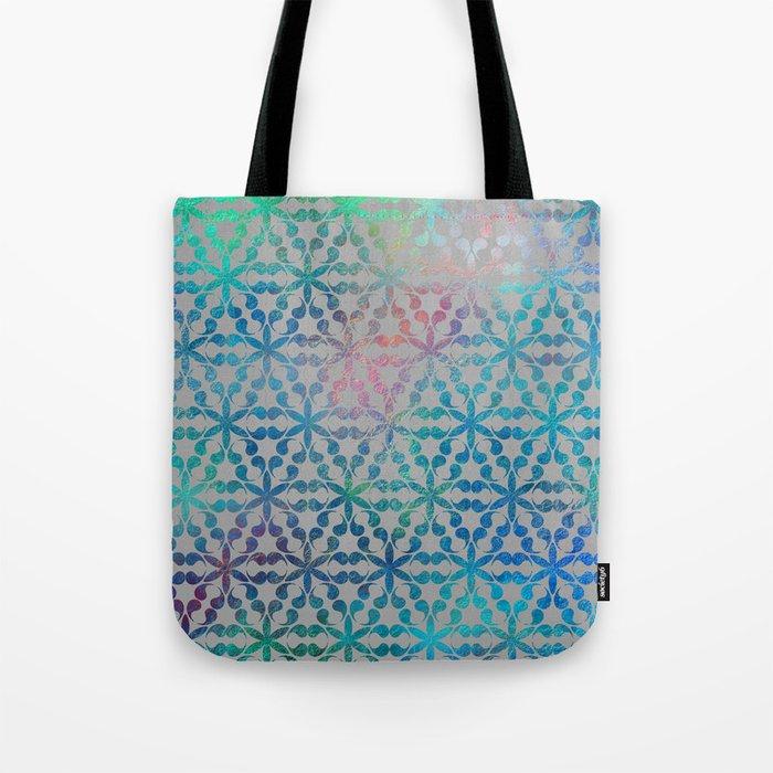Flower of Life Variation - pattern 3 Tote Bag