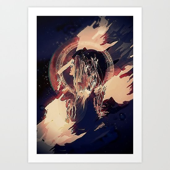 Native Elements 2012 Art Print