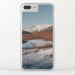 Blea Tarn Clear iPhone Case