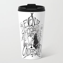 Right By Your Side Travel Mug