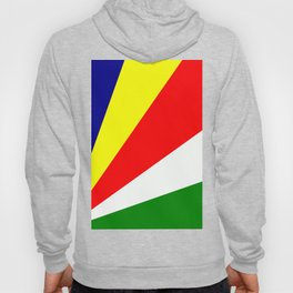 Flag of Seychelles Hoody