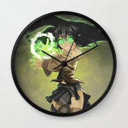 Anime Magic Wall Clock