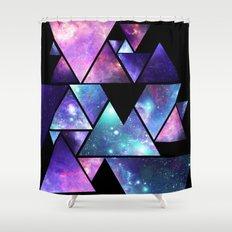 cosmos  Shower Curtain