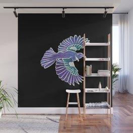 Tui New Zealand Bird Wall Mural