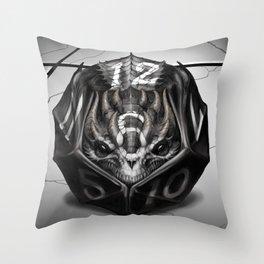 D12 Dragon Dice gaming Throw Pillow