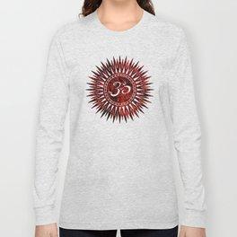 khórinom redstone mandala Long Sleeve T-shirt