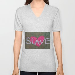 Love Slave Unisex V-Neck