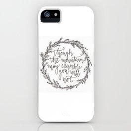 something iPhone Case