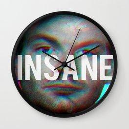 INSANE - JEFFREY DAHMER Wall Clock