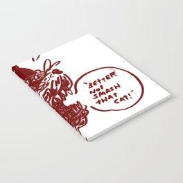 Cat Smash alternate Notebook