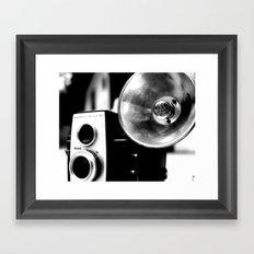 Brownie Points Framed Art Print