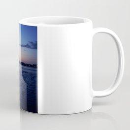 Looking at the Bridge after Sunset, Stuart, Florida Coffee Mug