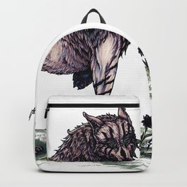 Wolf Princess Backpack