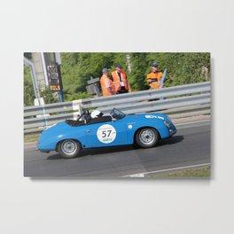 German Sports Car Le Mans Classic Metal Print