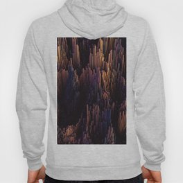 Colourful Pillars Hoody