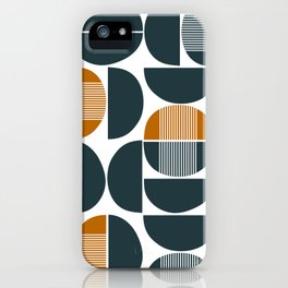 half moons iPhone Case