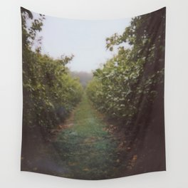 Orchard Row Wall Tapestry