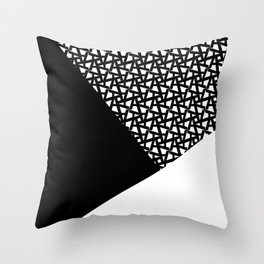 A_pattern Throw Pillow
