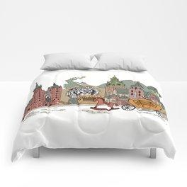 Old Europe. Krakow Comforters