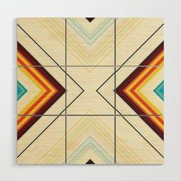Scratch Harder Wood Wall Art
