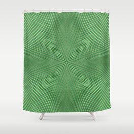 Spontaneous Symmetry Breaking Shower Curtain