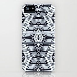 COMPASS POINT/NORTH SOUTH iPhone Case
