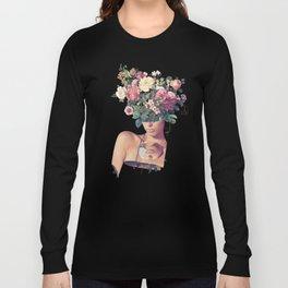 Flower-ism Long Sleeve T-shirt