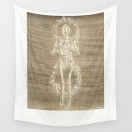 Skeleton Print - P1 Wall Tapestry