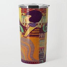 Dame Gold Travel Mug