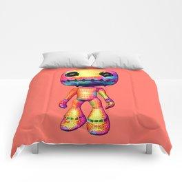 Voodoo Doll Comforters