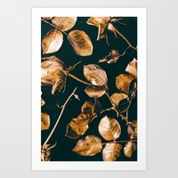 Romantic II Art Print
