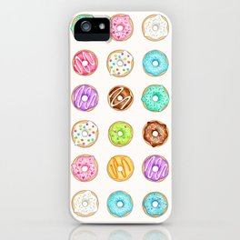 I Donut know what I'd do without you iPhone Case