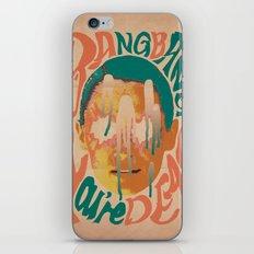 Bang Bang You're Dead iPhone & iPod Skin