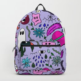 A Collection of My Mind Backpack