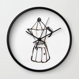 coffee percolator Wall Clock