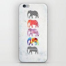 Elephantz iPhone & iPod Skin